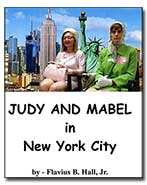Judy and Mabel in New York City